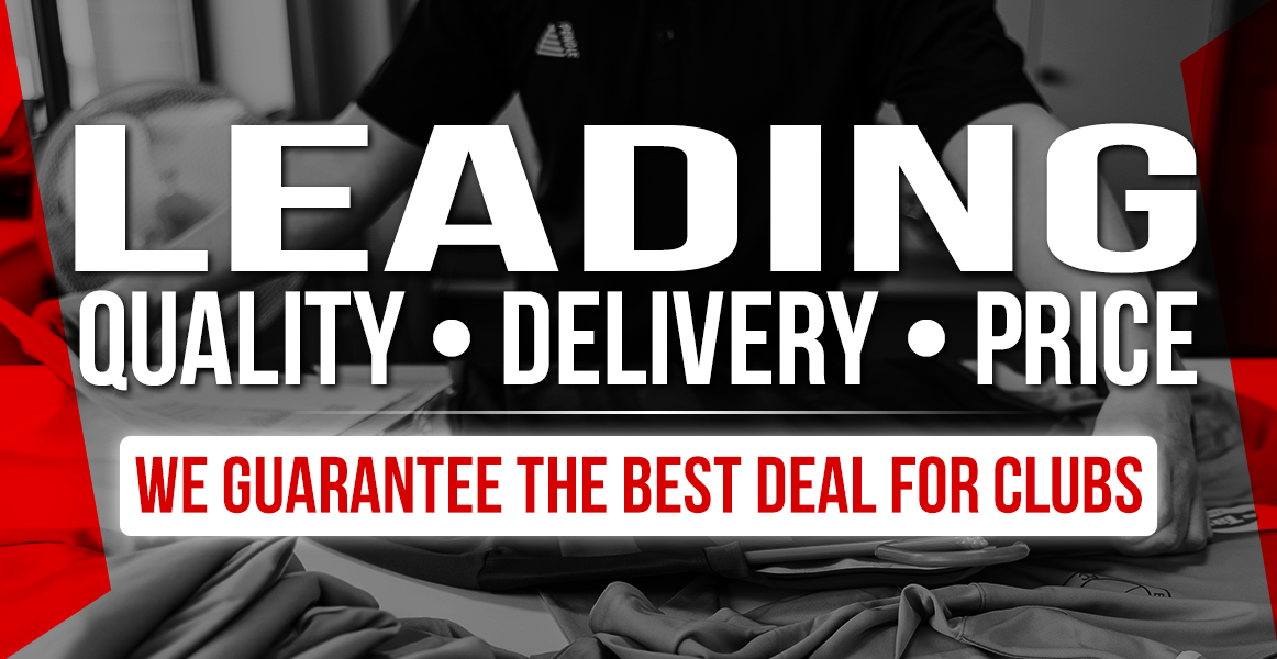 Quality Delivery & Price | Pendle Sportswear