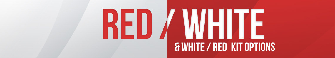 Red/white Banner